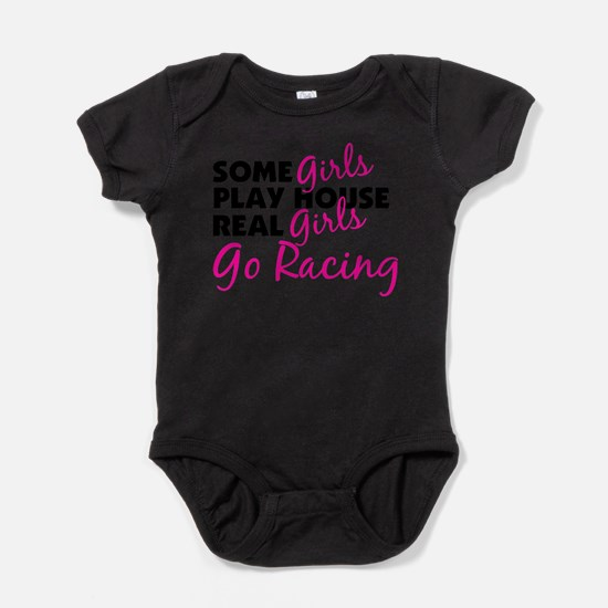 Unique Racecar Baby Bodysuit