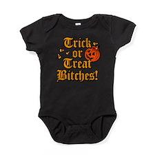 Cute Halloween humor Baby Bodysuit
