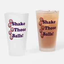 Bingo Shake Drinking Glass
