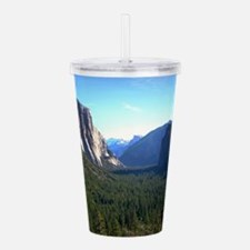 Peaceful Valley Acrylic Double-wall Tumbler