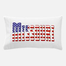 Patriotic Missouri Pillow Case