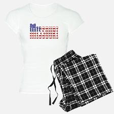 Patriotic Missouri Pajamas