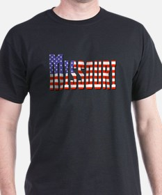 Patriotic Missouri T-Shirt