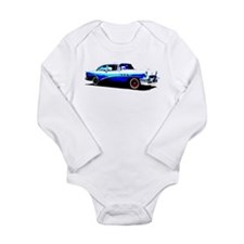 Unique Dragster Long Sleeve Infant Bodysuit