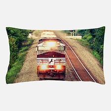 Railroading Pillow Case
