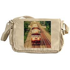 Railroading Messenger Bag