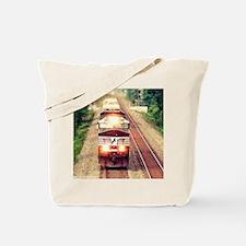 Railroading Tote Bag