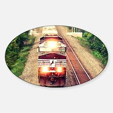 Railroading Decal