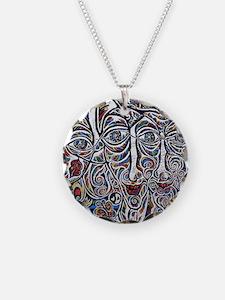 Berlin Wall Necklace