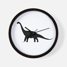 brachiosaurus Wall Clock
