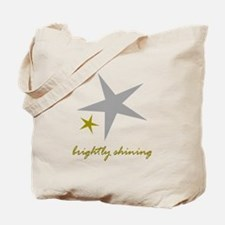 Brightly Shining Tote Bag
