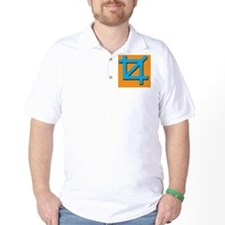 Crop Symbol T-Shirt