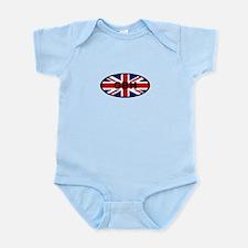 """GBH"" GB Sticker Infant Bodysuit"