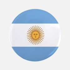"""Argentinian pride argentina 3.5"""" Button (100 pack)"""