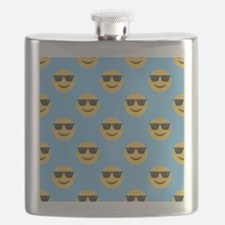 sunglasses emojis Flask