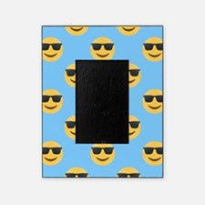 sunglasses emojis Picture Frame