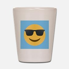 sunglasses emojis Shot Glass
