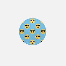 sunglasses emojis Mini Button