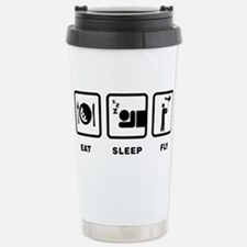 Cute Interest Travel Mug