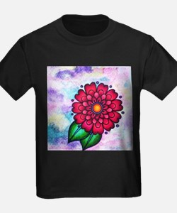 Beautiful bright rare flower T-Shirt