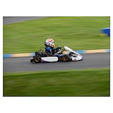 Kart Racer Poster