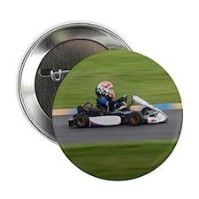"""Kart Racer 2.25"""" Button"""