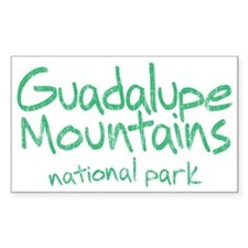 Guadalupe Mountains National Park (Graffiti) Stick