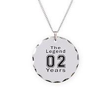 02 Legend Birthday Designs Necklace