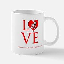 Drum Horse Love Mugs