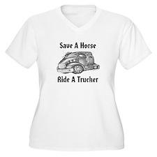 Ride A Trucker T-Shirt