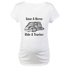 Ride A Trucker Shirt