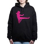 Karate Girl Women's Hooded Sweatshirt