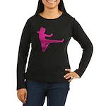 Karate Girl Long Sleeve T-Shirt