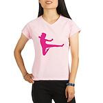 Karate Girl Performance Dry T-Shirt