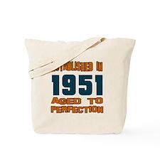 Established In 1951 Tote Bag