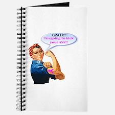 Rosie Fighting Cancer Design Journal