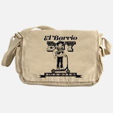 El Barrio Boy - Born And Bred Messenger Bag