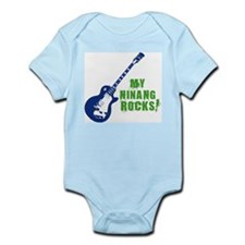 Funny Filipino Infant Bodysuit