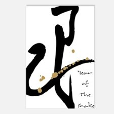 Year of the Snake - Chine Postcards (Package of 8)
