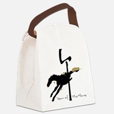Year of the Horse- Chinese Zodiac Canvas Lunch Bag