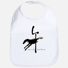Year of the Horse- Chinese Zodiac Bib