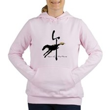 Year of the Horse- Chine Women's Hooded Sweatshirt