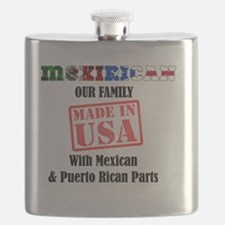 Mexirican Flask