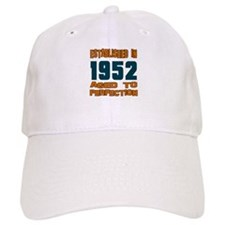 Established In 1952 Baseball Cap