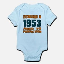 Established In 1953 Infant Bodysuit