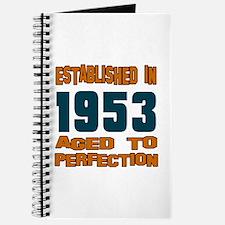 Established In 1953 Journal