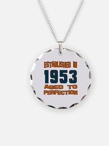 Established In 1953 Necklace