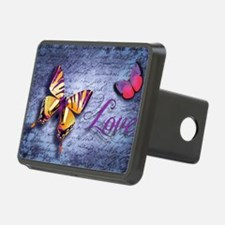 Butterfly Love Hitch Cover