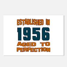 Established In 1956 Postcards (Package of 8)