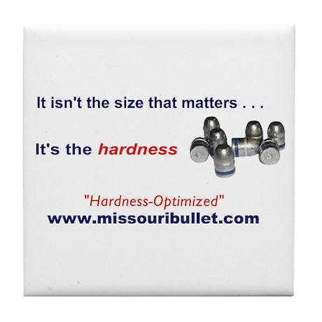 Missouri Bullet Tile Coaster